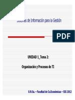 Organización y Procesos de TI_2012Full