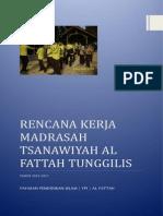 Rencana Kerja Madrasah