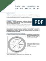 Apuntes hacia una estrategia de dinamización del SRCTeI en La Guajira