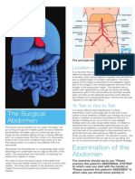Course Guide Learning Surgery Abdomen