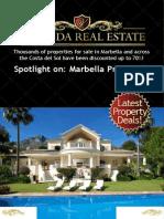 Luxury Villa for Sale in Marbella R2008703 | Vivienda Real Estate