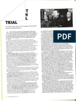 Last Magazine - Some Last Words on That Libel Trial - Mick Hume - Summer 2000