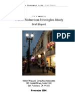 City of Pasadena (CA) Traffic Reduction Strategies (2006)