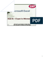 Aula01 Excel 2007