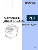 Brother 9970cdw printer advanced guide