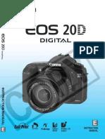Canon 20D Advanced Guide