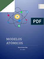 modelos atomicos-Elena Armas-4ºA