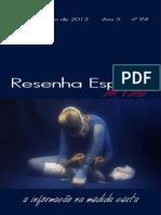 Resenha Espírita on line 94