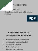 2 PALEOLITICO - NEOLITICO