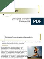 Clase # 1 (Comceptos Fundamentales de Biomecanica)