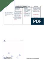 Programa de La Propuesta CRECER en VALORES