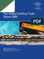 Global Enabling Trade Report 2009