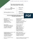 2013-09-05 BP and Anadarko Phase 2 Pre-Trial Memo - Quantification Segme