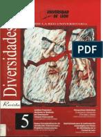 Diversidades No.5