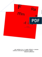 Frammenti Di Puzzle- Raccolta Rossa