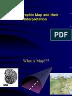 1. Maps Countour