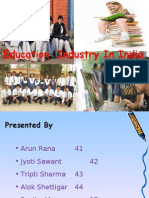Education Industry Ppt