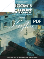 Harold Bloom Franz Kafka Blooms Major Short Story Writers