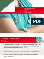 Trinidad Medical Aid Presentation #2