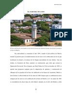 El Faro del Picacho