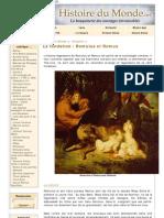 Mythologie romaine - Remus et Romulus