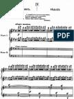 rachmaninov Fantasy Paques two pianos