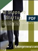 12 Steps to Start