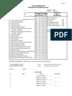2. Ceklis Pemeriksaan Proposal (Form 10)