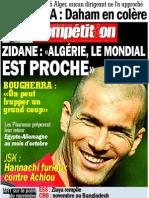 Compétition du 29/06/2009