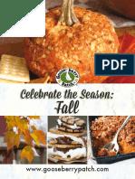 Gooseberry Patch Celebrate the Season