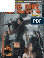 Final Fantasy VII Crisis Core - NOVA