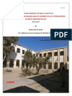 The Development of Education in Larkana & Kamber Shahdadkot Districts of Upper Sindh during British Rule 1843-1947.pdf