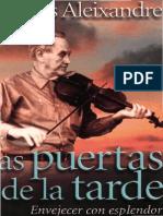 Aleixandre, Dolores - Las Puertas de La Tarde