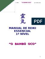 Manual de Reiki Essencial i