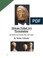 African Tribal Art Presentation