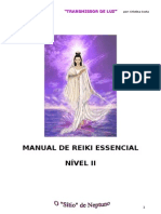 Manual de Reiki Essencial II