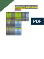 Calculador de Raios e Catetos Para Curvas 3D E 1.5D V3