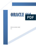 Java y Oracle 11g