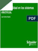 Confiabilidad de Los Sistemas Electricos Schneider Electric