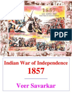 The Independence War of 1857  (Veer Savarkar)