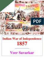 The Independence War of 1857  (Veer Savarkar)