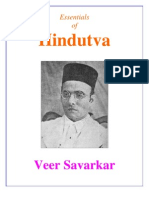 Essentials of Hindutva  (Veer Savarkar)