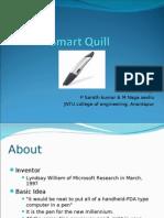 Smart Quill ( By Sarath Kumar )
