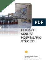 Reporte Herbario Hospital Siglo 21-1