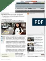 Competencia Laboral 2013 Peru