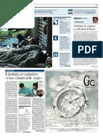 Corriere della Sera | Il dentista avventuriero