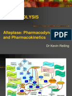 Alteplase Pharmacology