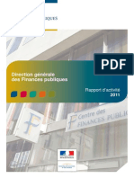 Rapport Activite Dgfip 2011