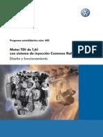 442 e - Motor 1.6 Tdi Cr - Manual