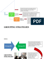 Small-Grouping Strategies